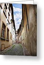 Streets Of France Greeting Card