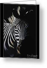 Stripe Greeting Card