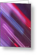 Stripes Abstract Greeting Card