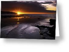 Stunning Sunrise Greeting Card