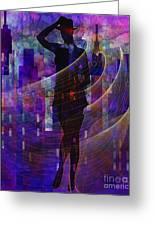 Stylin5 Greeting Card by Sydne Archambault