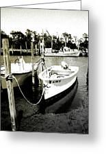 Styron Bay Harbor 1 Greeting Card