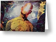 Subconsciousness Greeting Card