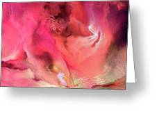 Sublime - Abstract Art Greeting Card by Jaison Cianelli