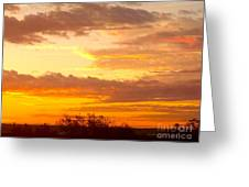 Sublime Sunrise Greeting Card