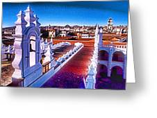 Sucre Convent Greeting Card