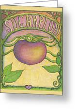 Sugarplum #4 Greeting Card