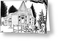 Sullivan House Greeting Card