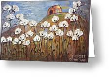 Summer Cotton Greeting Card