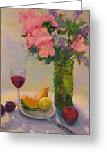 Summer Delights Greeting Card
