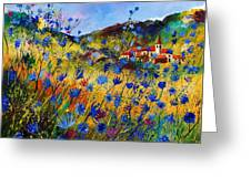 Summer Glory Greeting Card