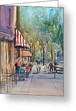Summer In Cedarburg Greeting Card