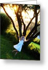 Summer Joy Greeting Card by Cheryl Helms