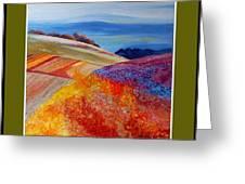 Summer Meadow Greeting Card by Carola Ann-Margret Forsberg