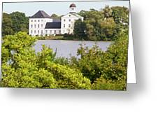 Summer Palace 2 Greeting Card