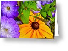 Summer Sensations Greeting Card