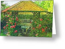 Summer Shelter Greeting Card
