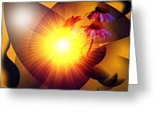 Summer Solstice II Greeting Card