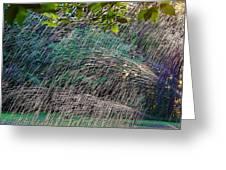 Summer Sprinkler Greeting Card