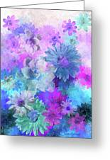 Summer Wind Greeting Card