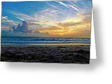 Summer Winds  Greeting Card