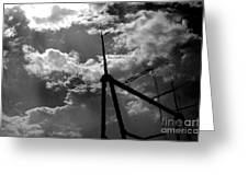 Summers Sizzling Highlines Greeting Card