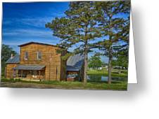 Summersville Mill Ozark National Scenic Riverways Dsc02626 Greeting Card