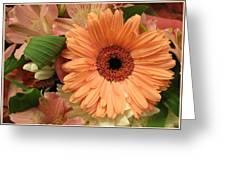 Summertime Bouquet Greeting Card