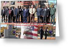 Sumter County Memorial Of Honor Greeting Card