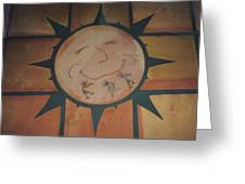 Sun Dance Tile Kit Greeting Card