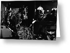 Sun Ra Arkestra At The Red Garter 1970 Nyc 1 Greeting Card