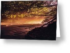 Sun Rays 1 Greeting Card