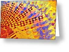 Sun Rising Greeting Card