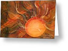 Sun Spot Greeting Card