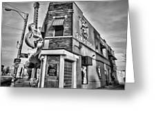 Sun Studio - Memphis #2 Greeting Card