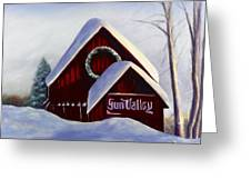 Sun Valley 3 Greeting Card
