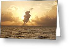 Sunblock Greeting Card