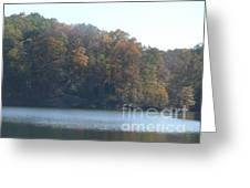 Sunday Afternoon At The Lake Greeting Card