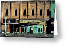 Sunday Morning In Palouse Greeting Card