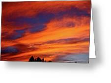 Sunday Sunrise Greeting Card