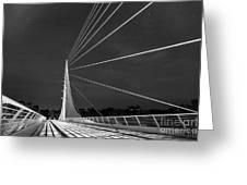 Sundial Bridge 2 Greeting Card