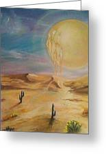 Sunfall Greeting Card