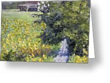 Sunflower Dream Greeting Card