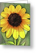 Sunflower Expressed Greeting Card