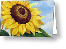 Sunflower Moment Greeting Card