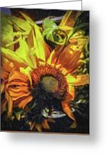 sunflower No. 1 Greeting Card