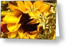 Sunflower1 Greeting Card
