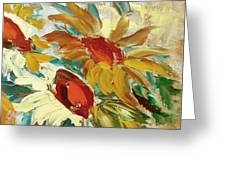 Sunflowers 16 Greeting Card