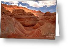 Sunkiss At Coyote Buttes Greeting Card