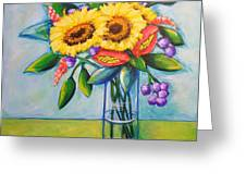 Sunkissed Greeting Card
